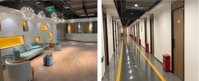 东田造型化妆学校宿舍环境怎么样 - 校区环境一览